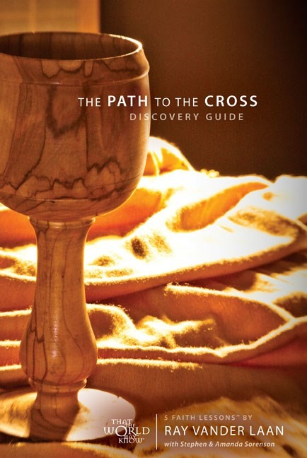 The Path To The Cross Discovery Guide With Dvd (Paperback)