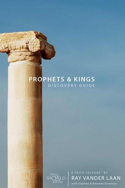 Prophets And Kings Discovery Guide (Paperback)