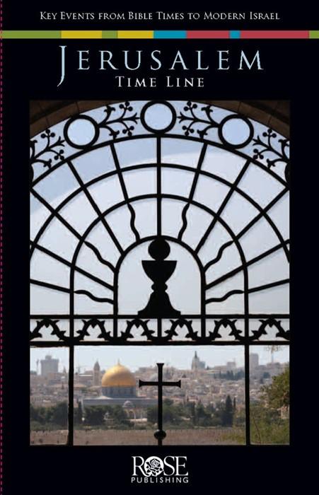 Jerusalem Time Line (Pamphlet)