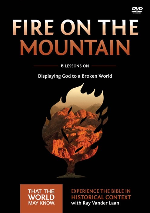 Fire On The Mountain: A Dvd Study (DVD)