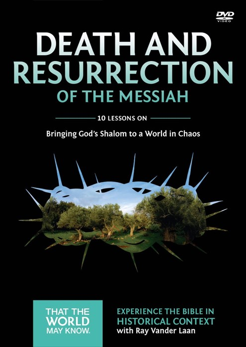 Death And Resurrection Of The Messiah: A Dvd Study