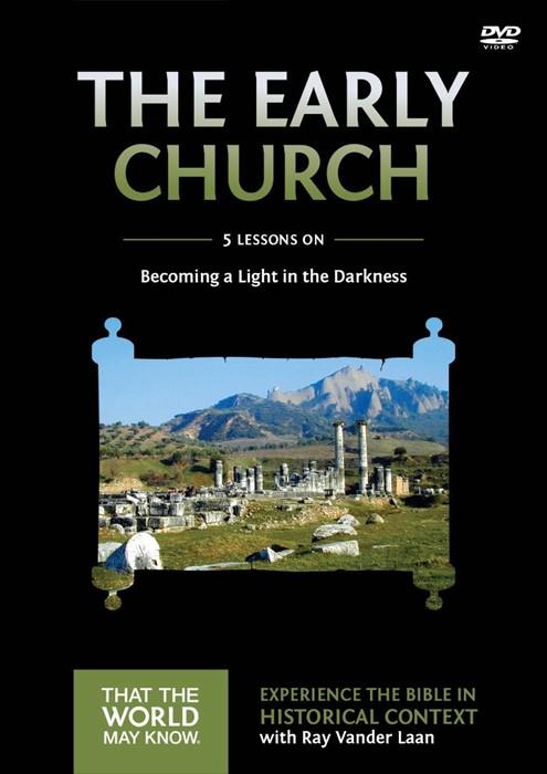 Early Church: A Dvd Study (DVD)