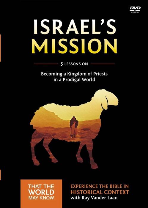 Israel's Mission: A DVD Study (DVD)