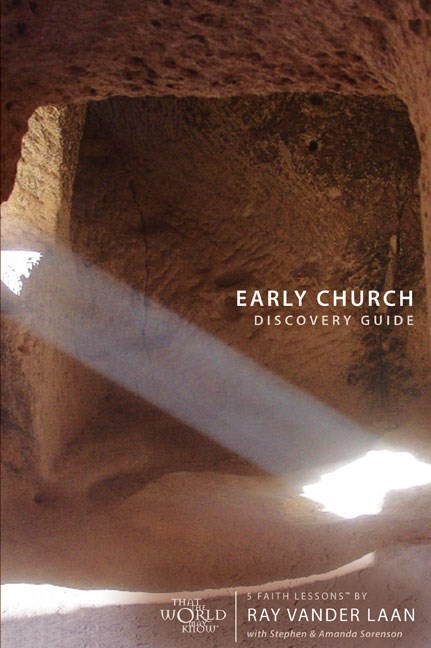 Early Church Discovery Guide With Dvd (Paperback)