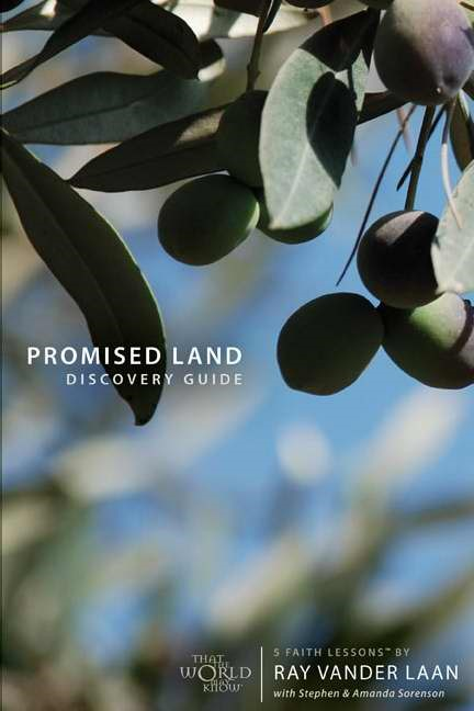 Promised Land Discovery Guide With Dvd (Paperback)