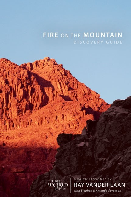 Fire On The Mountain Discovery Guide With Dvd (Paperback)