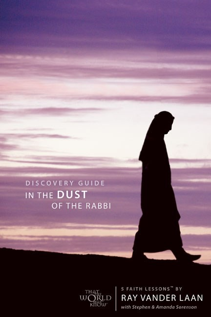 In The Dust Of The Rabbi Discovery Guide With Dvd (Paperback)