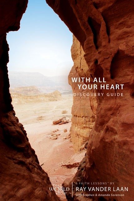 With All Your Heart Discovery Guide With Dvd (Paperback)