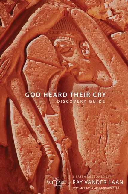 God Heard Their Cry Discovery Guide With Dvd (Paperback)