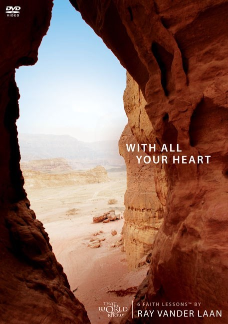 With All Your Heart (Faith Lessons, Vol. 10) (DVD)