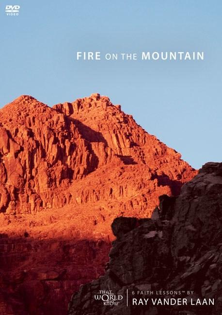 Fire On The Mountain (Faith Lessons, Vol. 9) (DVD)
