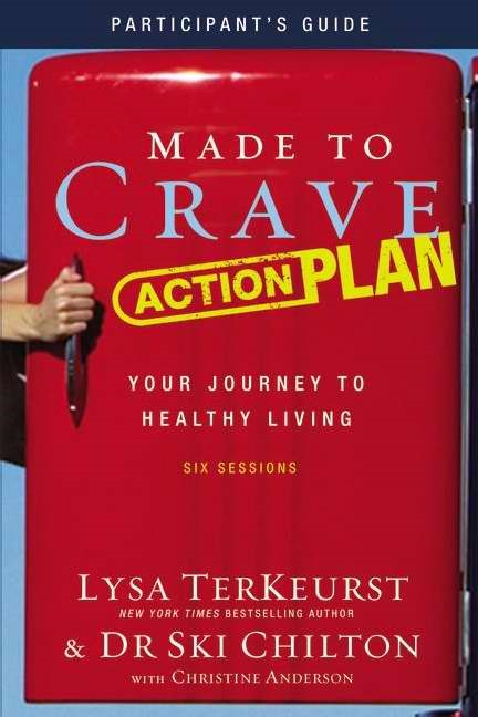 Made to Crave Action Plan Participant's Guide With DVD (Paperback w/DVD)