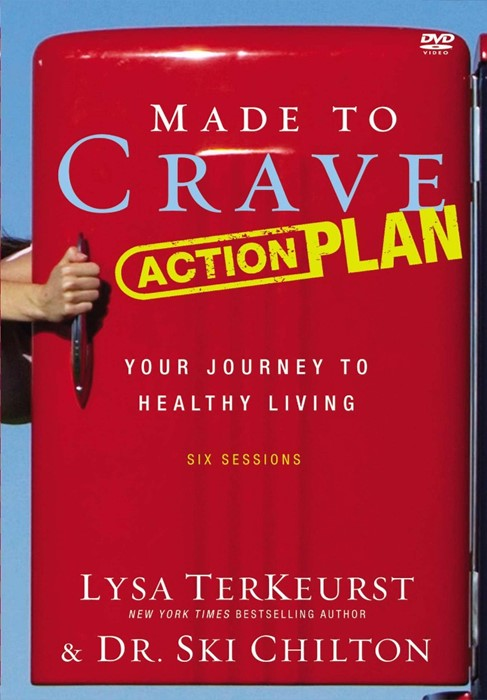 Made To Crave Action Plan DVD (DVD)