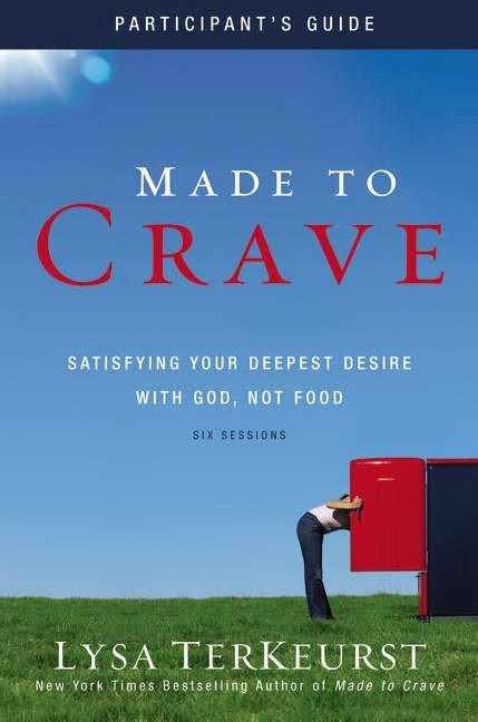 Made To Crave Participant'S Guide With Dvd (Paperback w/DVD)