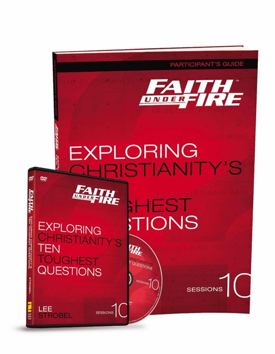 Faith Under Fire Participant's Guide With DVD (Paperback w/DVD)