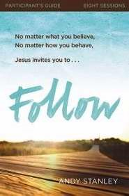 Follow Participant's Guide With DVD (Paperback w/DVD)