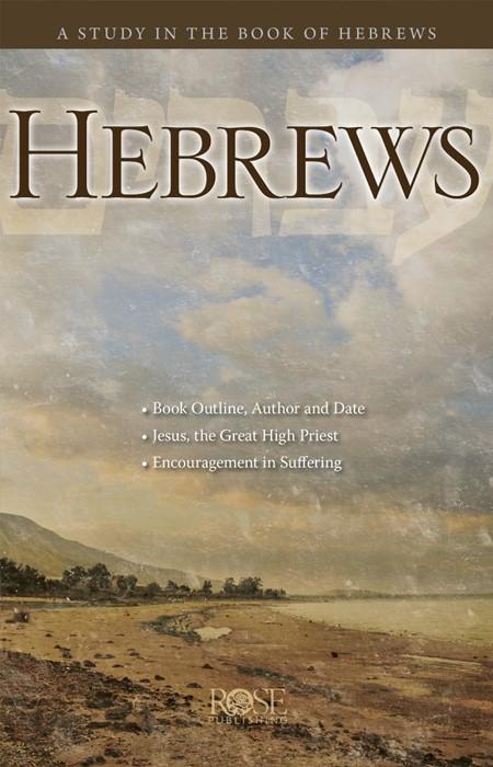 Book Of Hebrews (Pamphlet)