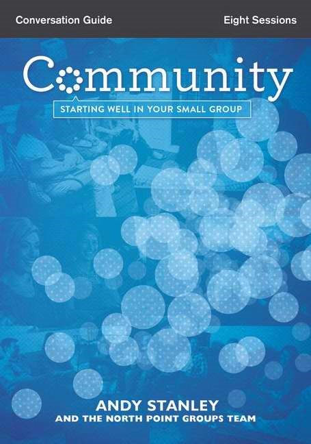 Community Conversation Guide With DVD (Paperback w/DVD)