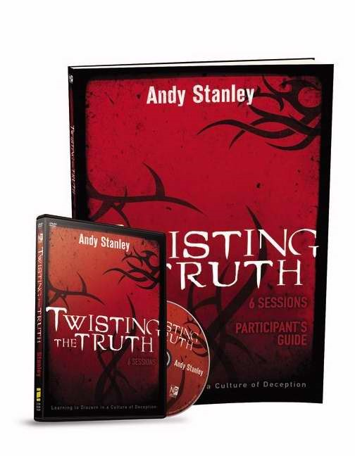 Twisting the Truth Participant's Guide with DVD (Paperback w/DVD)