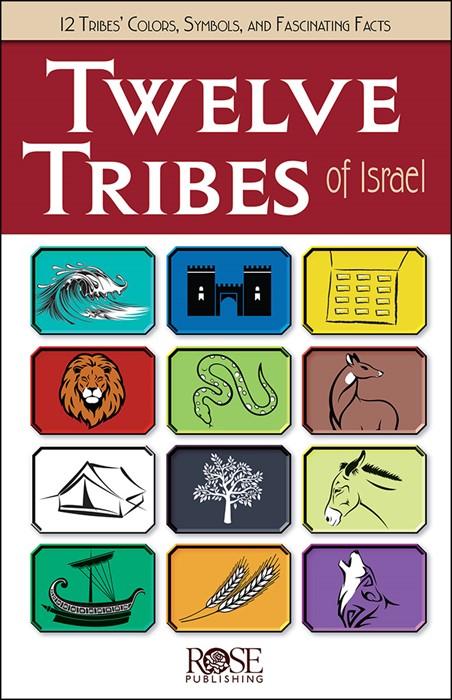 Twelve Tribes Of Israel (Pamphlet)