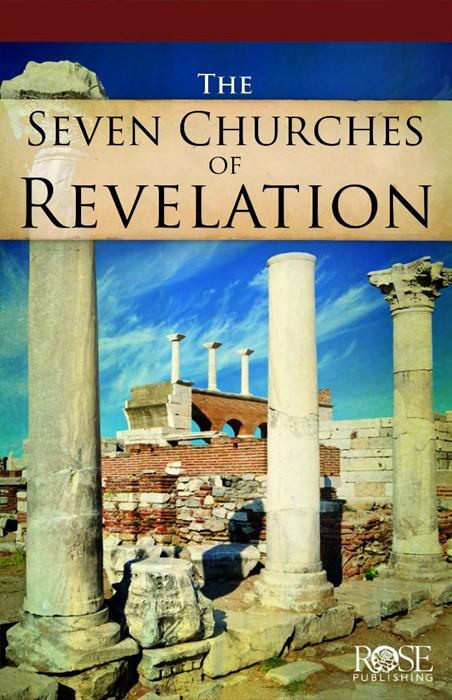 Seven Churches Of Revelation Pamphlet (Pamphlet)