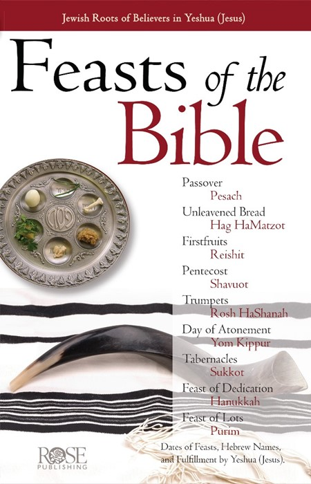 Feasts Of The Bible (Pamphlet)