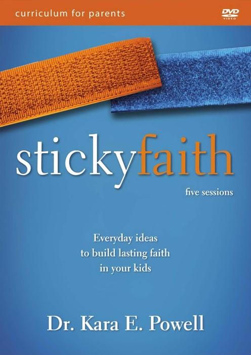Sticky Faith Parent Curriculum (DVD)