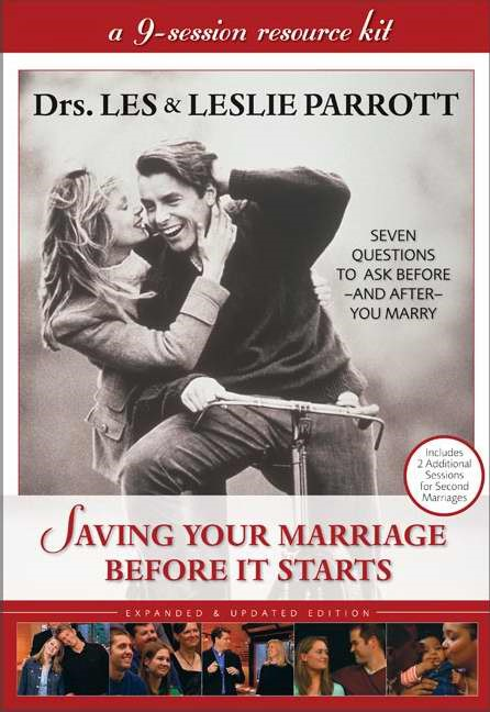 Saving Your Marriage Before It Starts (Kit)