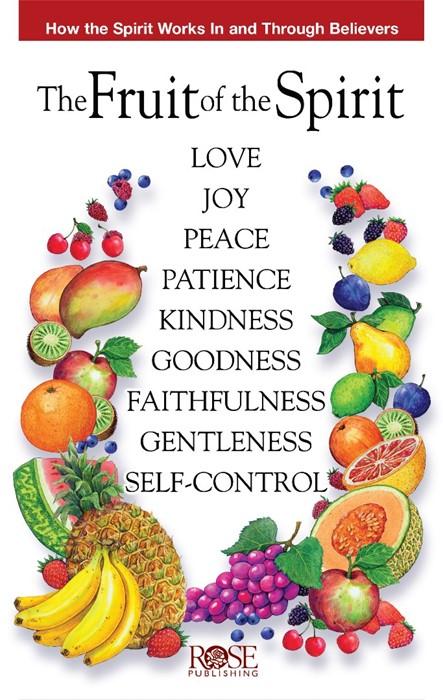 Fruit Of The Spirit (Pamphlet)