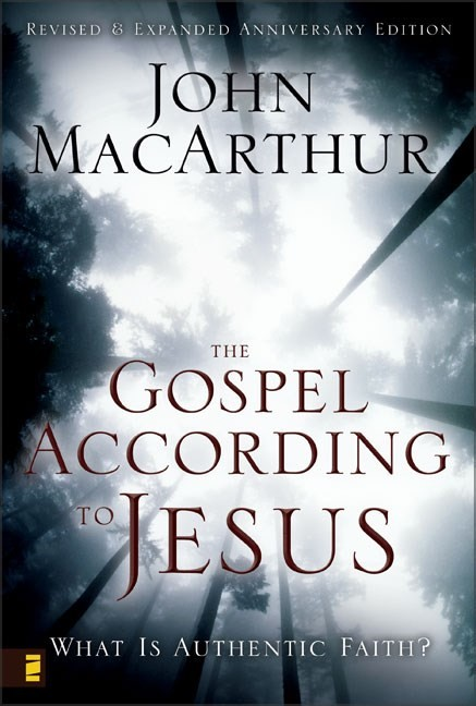 The Gospel According To Jesus (Hard Cover)
