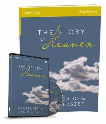 The Story Of Heaven Study Guide With Dvd (Paperback w/DVD)