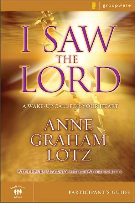 I Saw The Lord Participant'S Guide (Paperback)