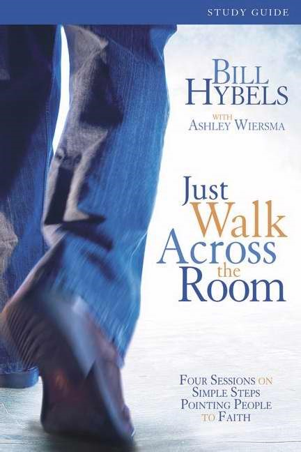 Just Walk Across The Room Participant's Guide With DVD (Paperback w/DVD)