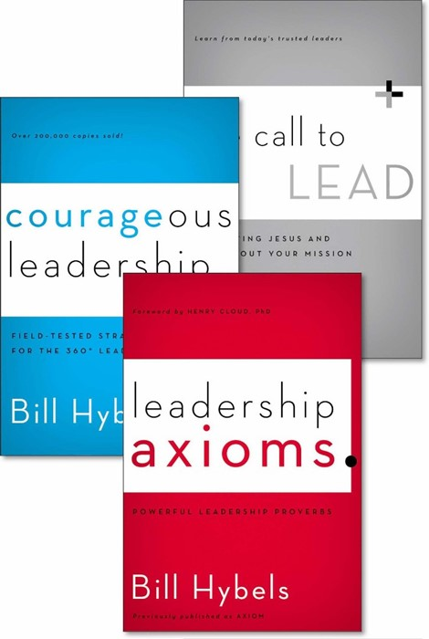 Hybels Leadership 3-Pack (Paperback)