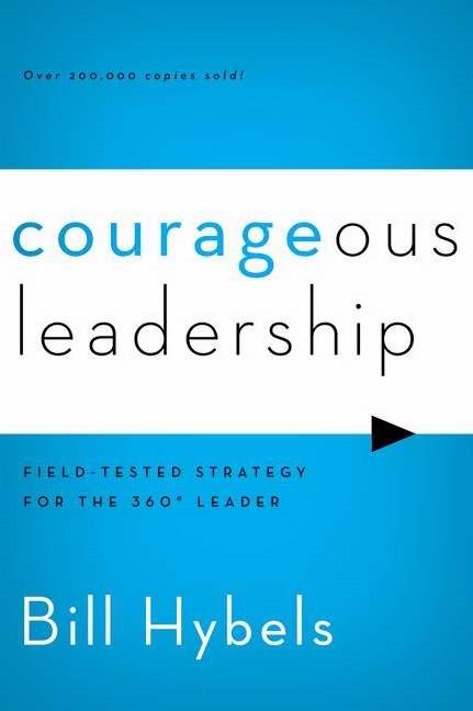 Courageous Leadership (Paperback)