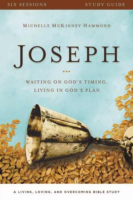 Joseph Study Guide With DVD (Paperback w/DVD)