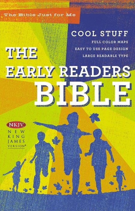 NKJV Early Readers Bible (Hard Cover)