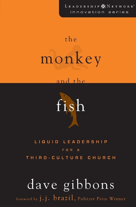 The Monkey And The Fish (Paperback)