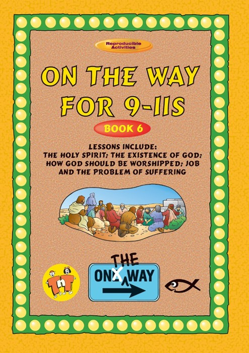 On the Way 9-11's - Book 6 (Paperback)