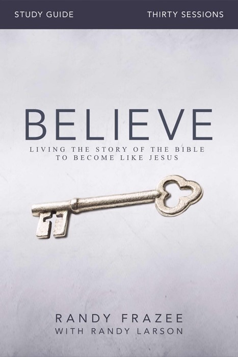 Believe Study Guide With Dvd (Paperback)