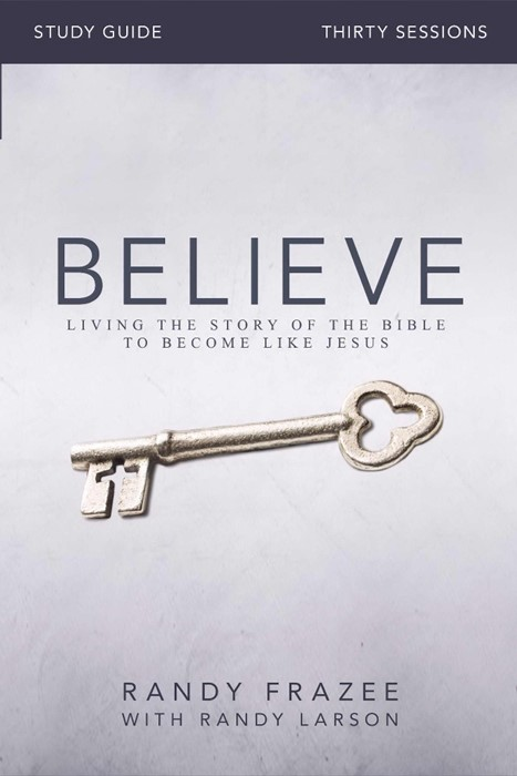 Believe Study Guide (Paperback)