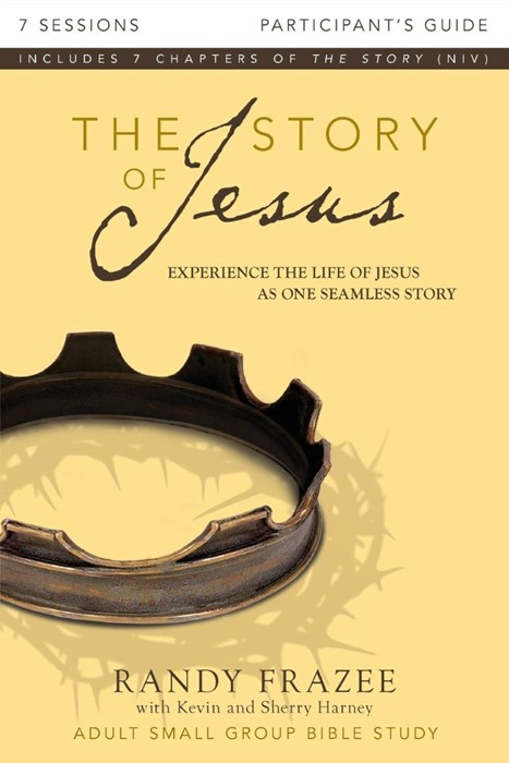 The Story Of Jesus Participant's Guide (Paper Back)