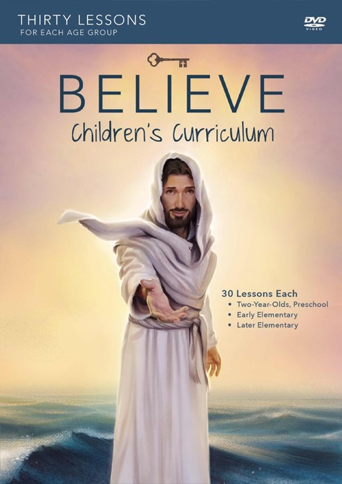 Believe Children's Curriculum (DVD)