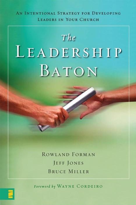The Leadership Baton (Paperback)