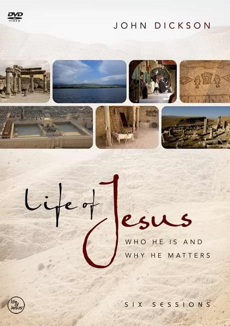 Life Of Jesus DVD (DVD)