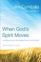 When God's Spirit Moves Participant's Guide With DVD (Paperback w/DVD)