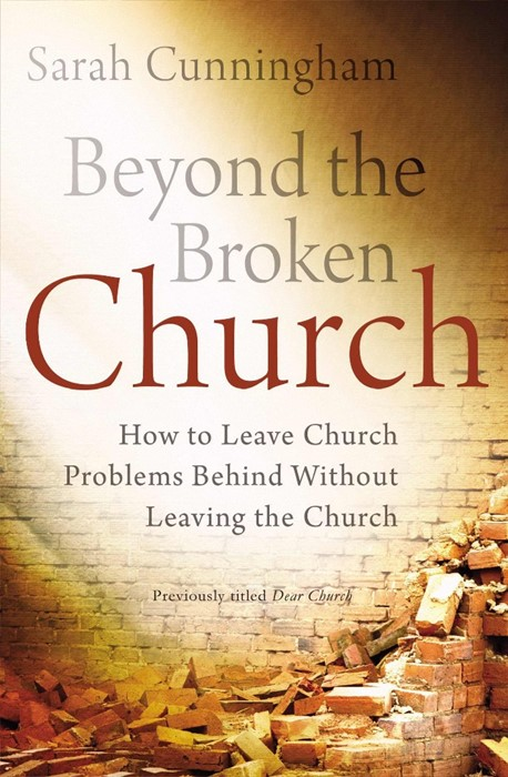 Beyond The Broken Church (Paper Back)