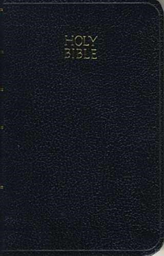 KJV Vest Pocket Bible With New Testament And Psalms (Paperback)
