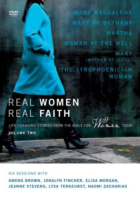 Real Women, Real Faith: Volume 2 (DVD)