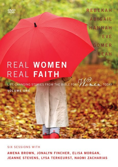 Real Women, Real Faith: Volume 1 (DVD)